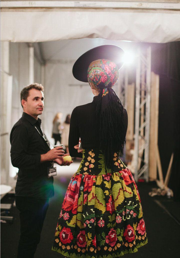 vienna fashion week 2014 / Susanne Bisovsky