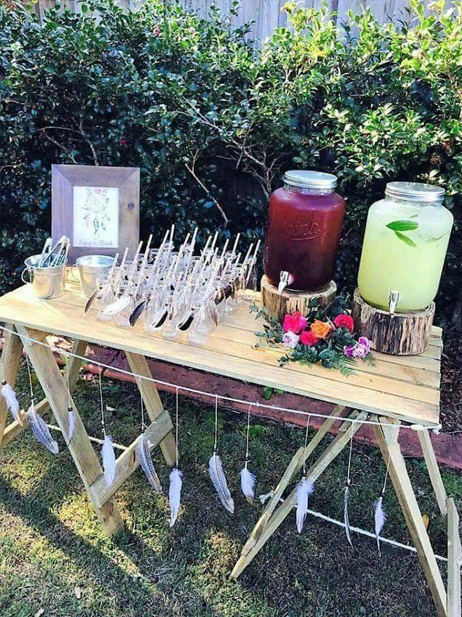 How To Host A Sensational Backyard Boho Party Backyard Birthday Parties Birthday Party 21 Boho Birthday Party