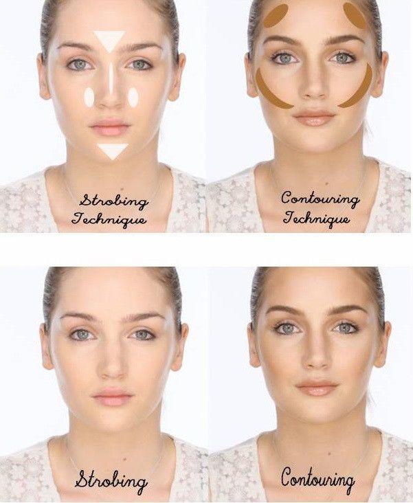 Strobing Highlighter by Mattify Cosmetics - Eyebrow Highlighter / Luminizer…