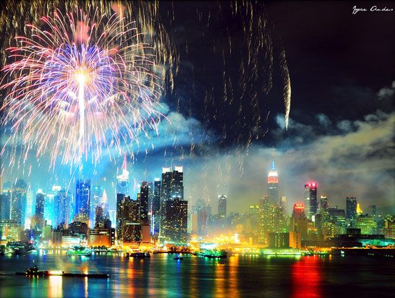 6 Tips on How to Capture Great Fireworks Photos