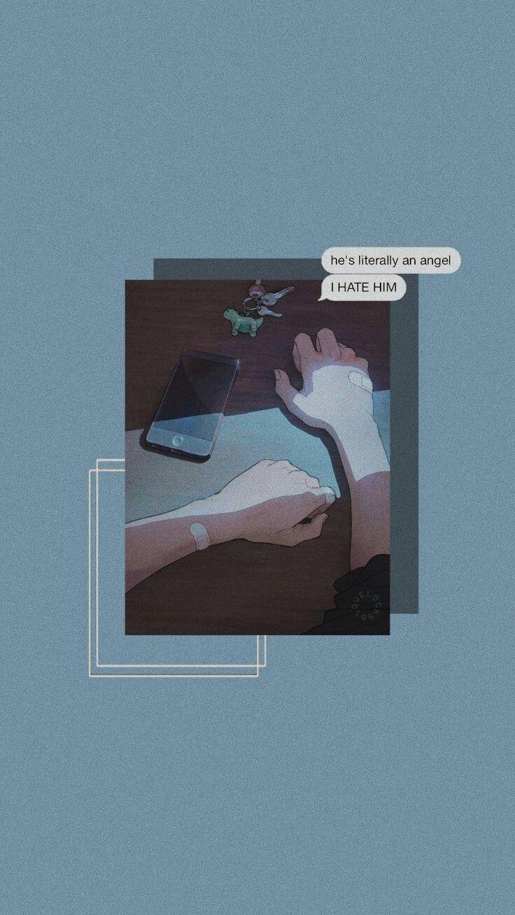 Fondos De Pantalla Cellphonewallpapersimple Fondos Pantalla In 2020 Anime Wallpaper Iphone Aesthetic Anime Anime Wallpaper
