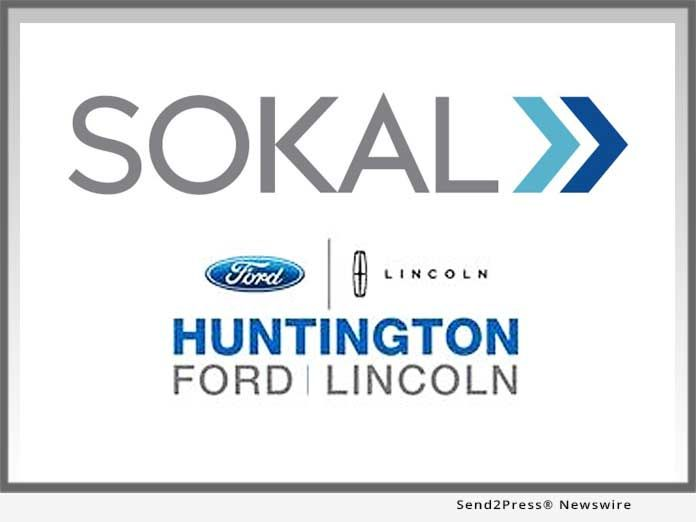 Sokal Signs Huntington Ford Lincoln Advertising Strategies