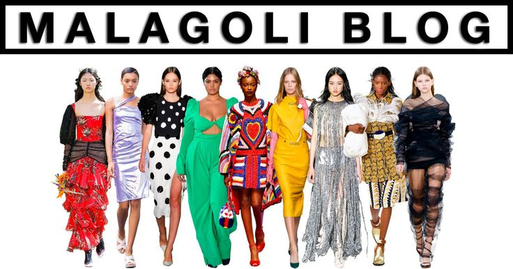 Have a look at our guide to the key fashion trends for spring/summer 2018 - now on #MalagoliBlog: http://blog.malagoli.ro/…/spring-summer-2018-the-final-rec…/  #Blog #Fashion #Trends
