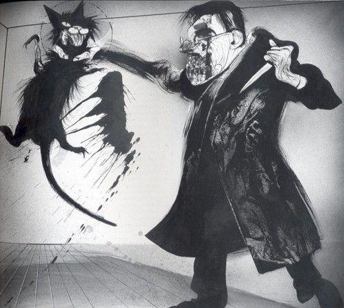 Luis Scafati - ilustrador argentino.