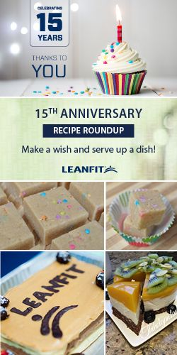 These creations are quick, simple, and easy to make, while hinting at healthy birthday-themed options. Get that delicious birthday cake flavour, in the shape of bars or fudge bites, or create a low-sugar birthday cake for those celebrations that only come once a year!