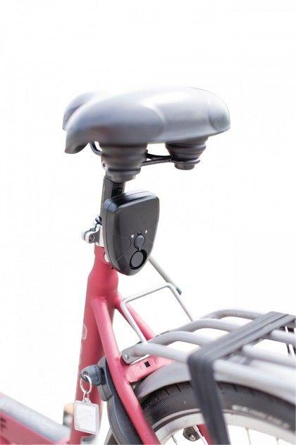 Sykkelalarm, passer til både sykler og motorsykler | Satelittservice tilbyr bla. HDTV, DVD, hjemmekino, parabol, data, satelittutstyr