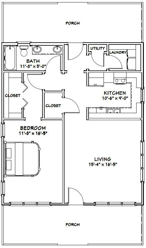 68 best Plan maison images on Pinterest Floor plans, Blueprints