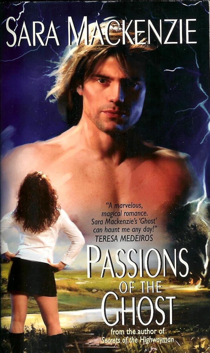 Passions of the Ghost Book #3 Immortal Warriors