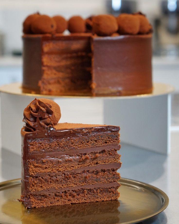 тут торт трюфельный рецепт с картинками цвет этого