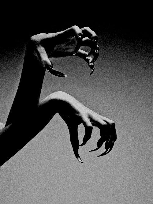 Creepy Hands and Nails