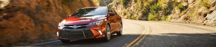 It's a beautiful day for a test drive! And what better car to try than the #BoldNewCamry? 0.9% APR available with approved credit through 3/31/2015!  http://www.toyota.com/camry/