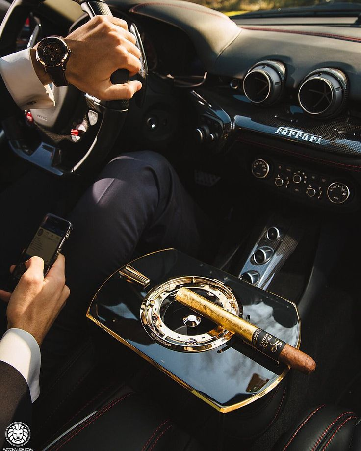 "15k Likes, 224 Comments - Watch Anish (@watchanish) on Instagram: ""You might have seen me put a million $ @imperiali_ge cigar humidor in the trunk of an F12 the other…"""