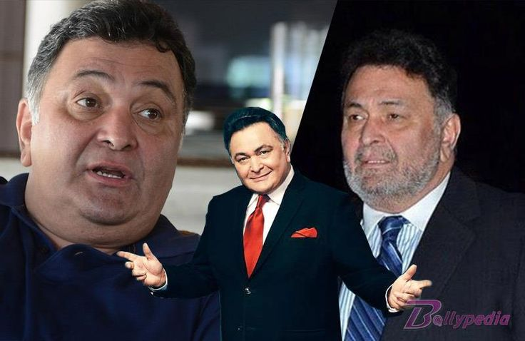 What is wrong with Rishi Kapoor? Age or IQ?