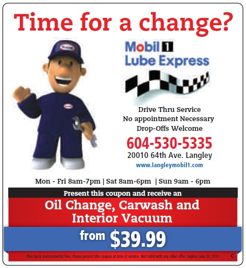 Mobil 1 lube express coupon orlando