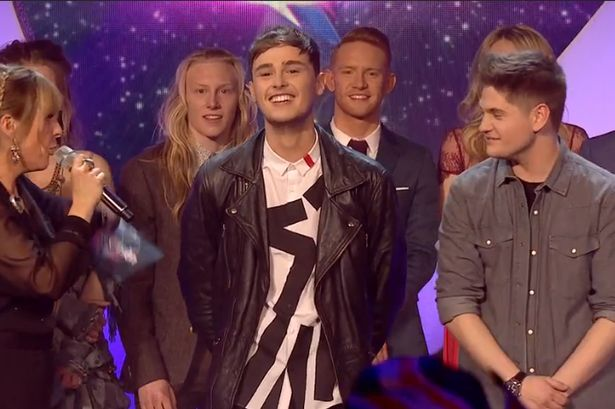 Joe and Jake WIN Eurovision You Decide and will represent the UK at Song Contest 2016 - Mirror Online