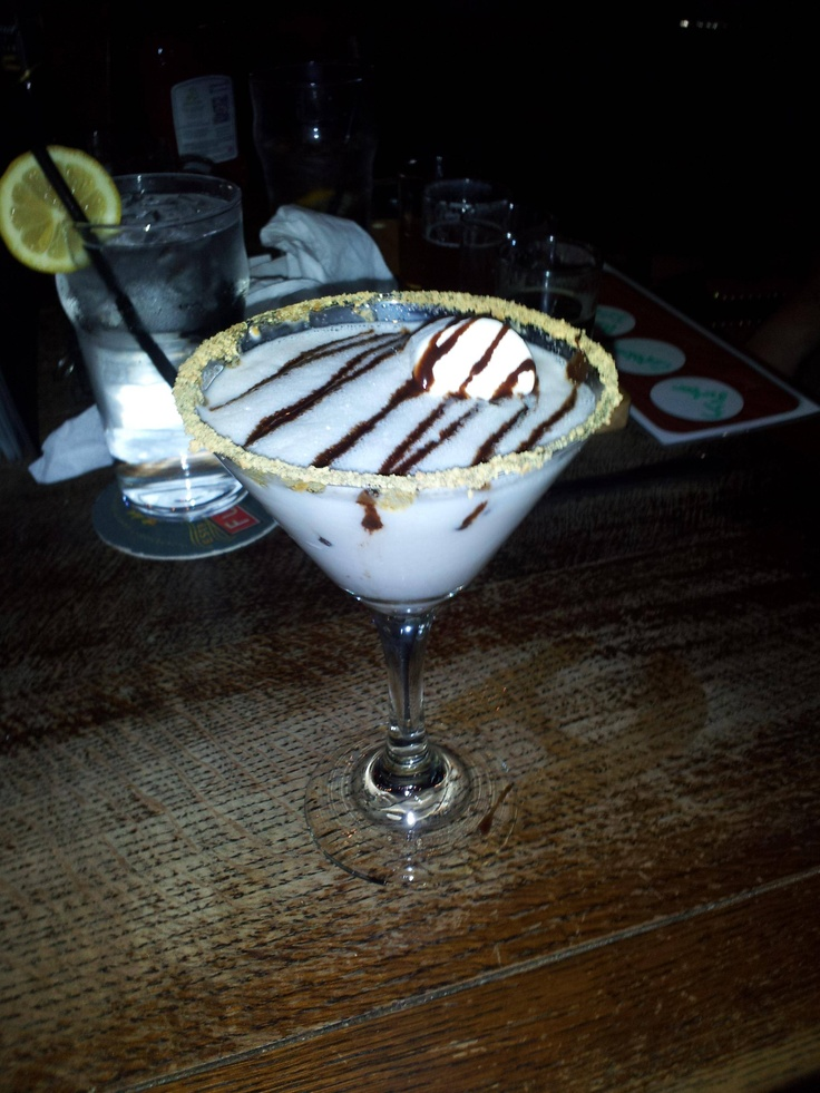 A s'mores martini from Park Lane Tavern.  I don't remember what was in it but it was so smooth and sweet I could've drank a gallon of it ... Uploaded with Pinterest Android app. Get it here: http://bit.ly/w38r4m: Lane Tavern, Could Ve Drank, Sweet, Don T Remember, Pinterest Android, Android App