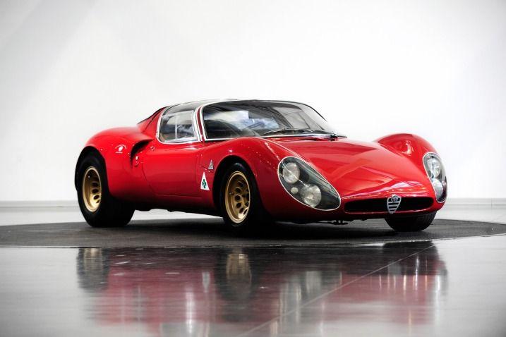 1967 Alfa Romeo Tipo 33 Stradale