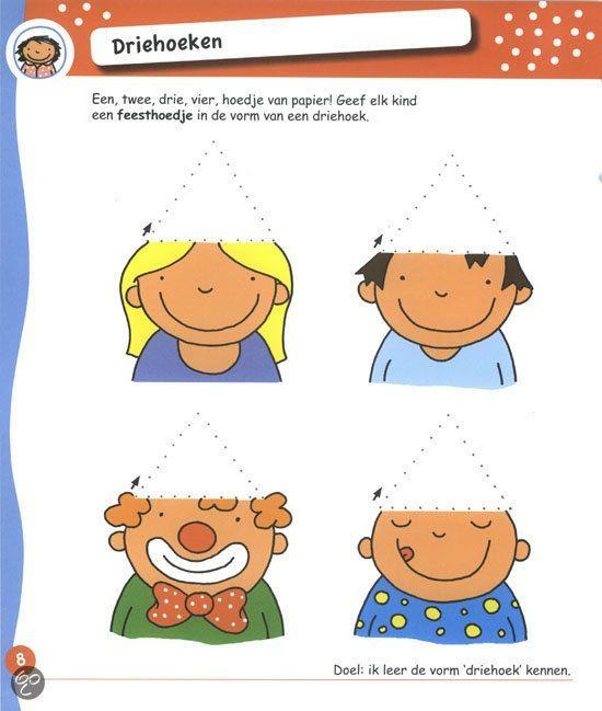 Opdracht: tekenen van driehoeken