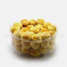 Resep Kue Kering Semprit Durian (Durian Cookies)