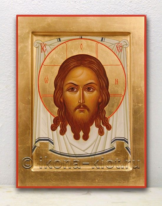 The Holy Face of Jesus, (icon not made with human hands)