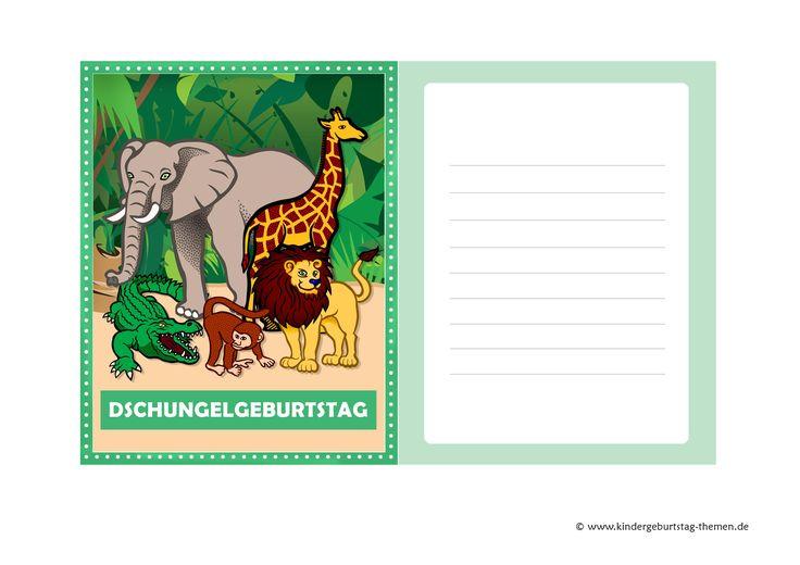 Einladungen Selber Machen Kostenlos Einladungskarten: Best 25+ Einladungskarten Kindergeburtstag Kostenlos Ideas
