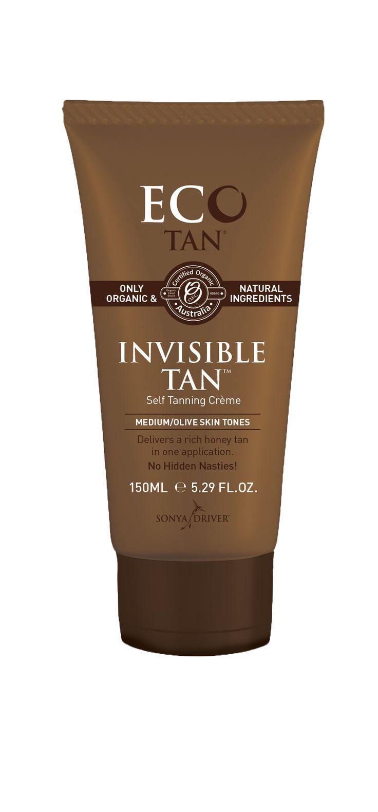 Eco Tan - Invisible Tan