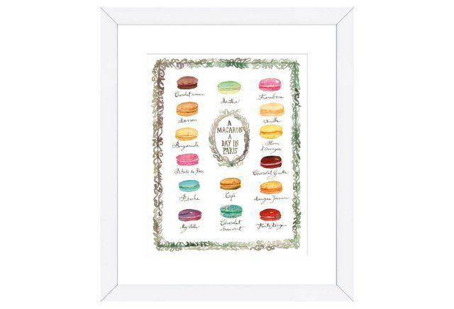 Lucile Prache, French Macaron Flavors