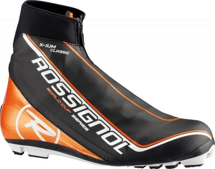 Лыжные ботинки atomic world cup classic