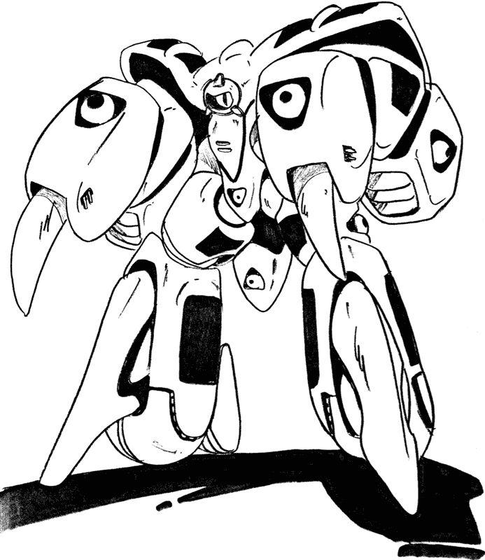 743 Best Robotech