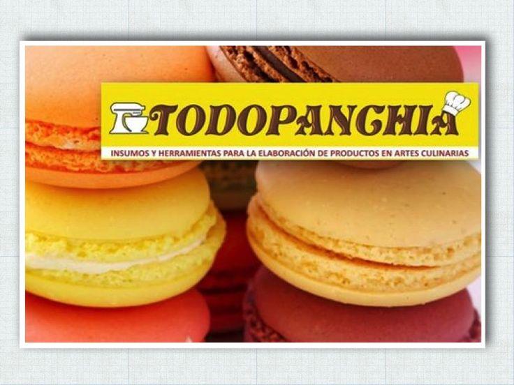 TODOPANCHIA  Almacén dedicado a la comercialización de insumos para la panadería, pastelería y gastronomía en general.