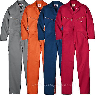 Dickies-Coveralls /// tailor a pair and call it a very nice romper alternative