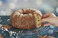 Rezept für einen wahnsinnig köstlichen Kuchen mit Pekannüssen und einer Panade á la Churros aus Zimtzucker. Einfach zu machen und wirklich Hammer!
