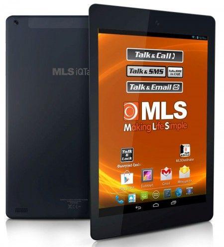 Διαγωνισμός Techmaniacs.gr με δώρο ένα MLS iQTab Astro 3G - Techmaniacs