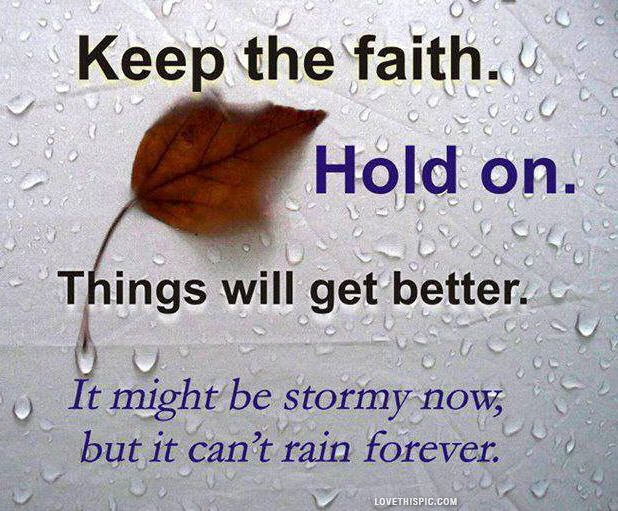 Keeping Belief Is Enough: 25+ Best Ideas About Keep The Faith On Pinterest