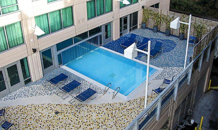 Waterfront Marriott Hotel - Seattle, WA - Myrtha Pools