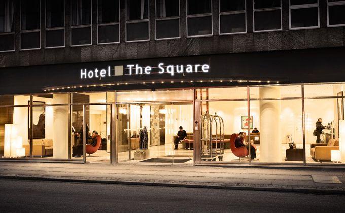 Overnat på trendy hotel i Københavns centrum - Se billeder af hotel
