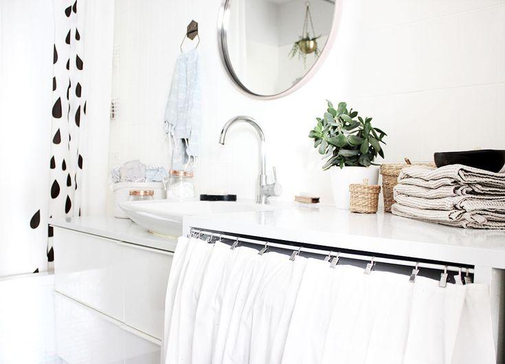 DIY: mein Traum-Waschtisch nach Maß *** DIY: my custom-made washstand