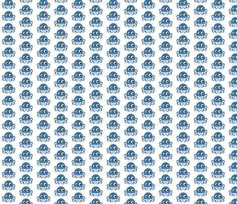 blekksprut_ny fabric by minneaa on Spoonflower - custom fabric