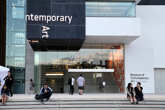 Personally I love the new Wing at MCA. The MCA has always been one of my favourite spaces and now, even more so.
