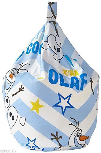 Character World Childrens Bean Bag Kids Girls Boys Character Chair Seat Cover Only Large (Frozen Olaf) No description (Barcode EAN = 7426764163608). http://www.comparestoreprices.co.uk/december-2016-6/character-world-childrens-bean-bag-kids-girls-boys-character-chair-seat-cover-only-large-frozen-olaf-.asp