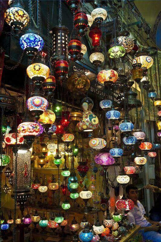 ☮ American Hippie Bohéme Boho Lifestyle ☮ Lanterns