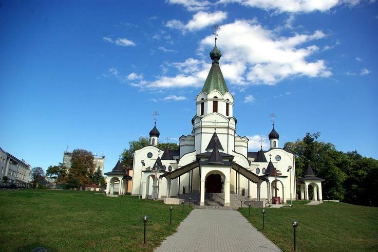 Slovakia, Prešov - Orthodox Cathedral Church of St. Alexander Nevsky