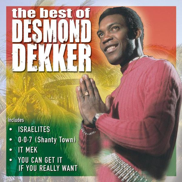 "#10: ""Israelites"" by Desmond Dekker - listen with YouTube, Spotify, Rdio & Deezer on LetsLoop.com"