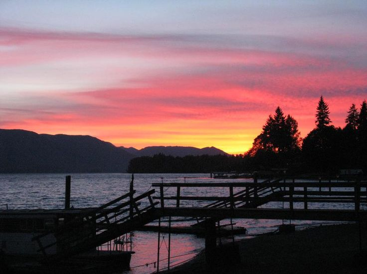 3 bedroom cottage,on Cowichan Lake at Youbou, fully furnished. All dishes, pots & pans, Linens & Beding, W, D, F, S,  also Micro wave,coffee pot, toaster  supplied. Bbq supper on your deck and
