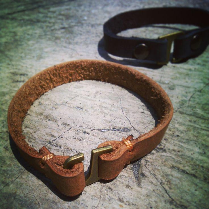 bracelets leather