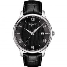 Tissot Gents S/Steel T-Classic Tradition Watch T063.610.16.058.00