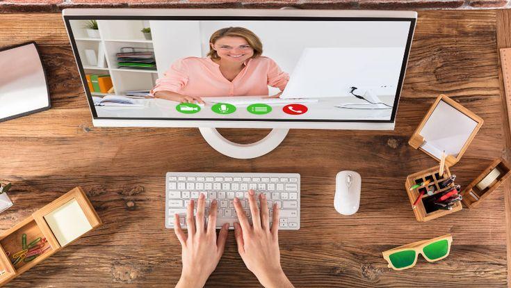 Consejos para prepararse una entrevista de trabajo por Skype // Cetelem-Empleo.es
