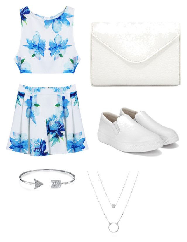 """""""Summer Night look"""" by yasmin-bach-rasmussen on Polyvore featuring Neiman Marcus and Bling Jewelry"""