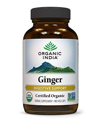 Organic India – Natural Ginger Capsules Warming, Stimulating and Balancing… Organic Ginger Capsules from Organic India deliver a pure and concentrated form of this popular healing root. This famous spice whose versatility spans from global cuisine to ancient folk remedies is referred... more details at http://supplements.occupationalhealthandsafetyprofessionals.com/herbal-supplements/ginger/product-review-for-organic-india-natural-ginger-capsules-180-organic-ginge