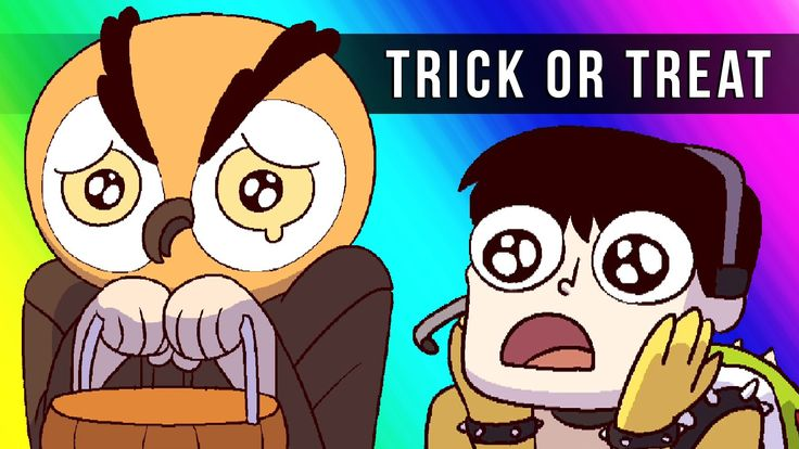 Vanoss Gaming Animated: Trick or Treat! (From WaW Zombies) - YouTube